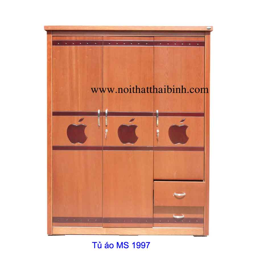 mua tủ quần áo gỗ ép cũ