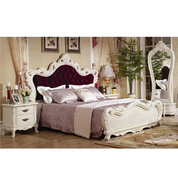 Giường ngủ cao cấp MS8922