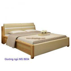 Giường gỗ sồi 8934