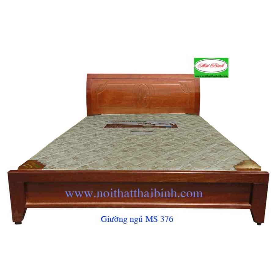giường ngủ gỗ 2mx2m