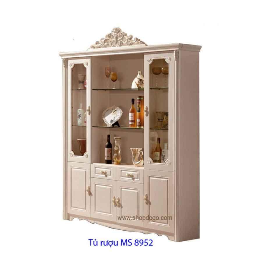 Một chiếc tủ rượu phòng khách1