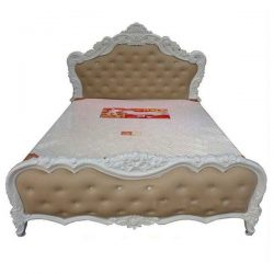 Giường ngủ cao cấp MS9122