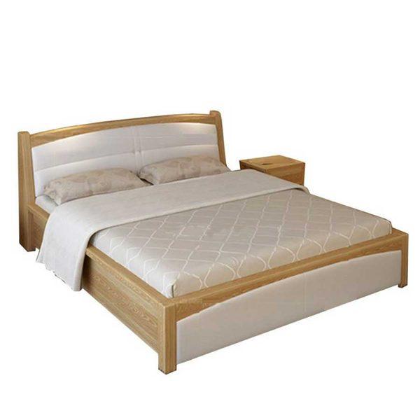 Giường ngủ gỗ sồi MS8935