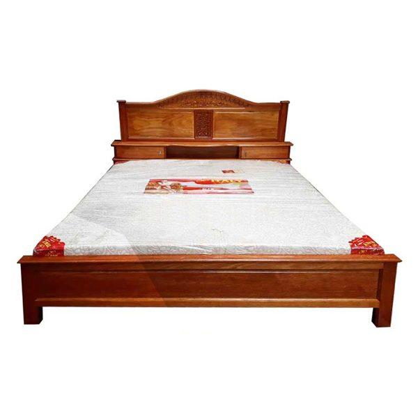 Giường ngủ gỗ căm xe MS9349