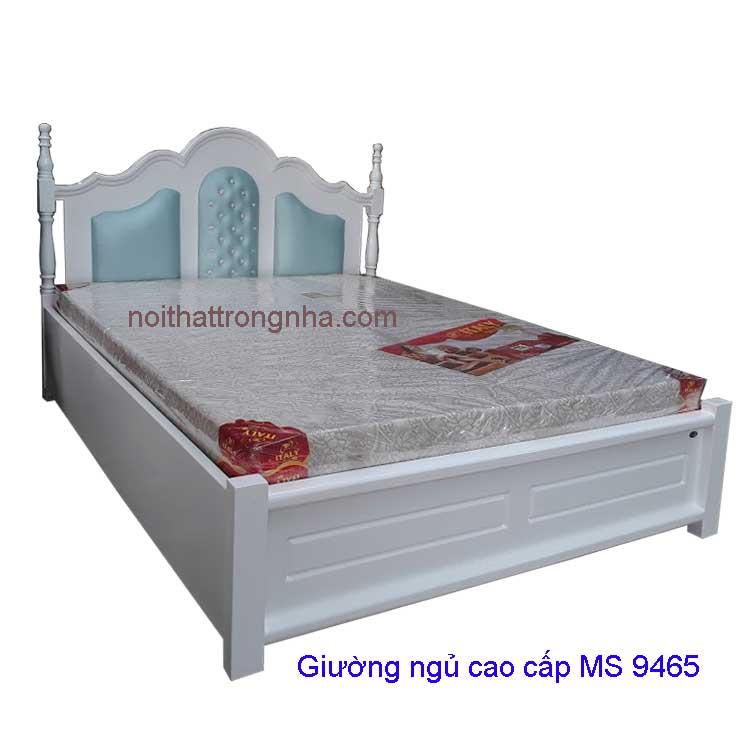 Bộ giường ngủ hiện đại