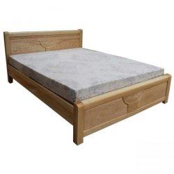 Giường ngủ gỗ sồi tự nhiên MS9543