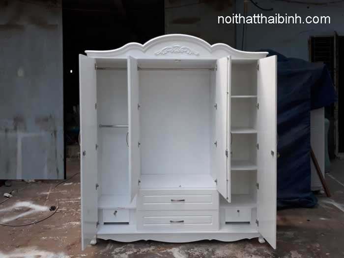 Tủ quần áo giá rẻ tại quận Tân Bình hcm