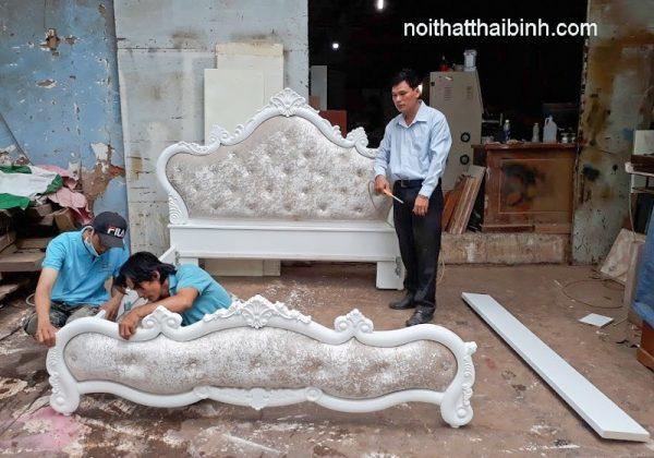 Giường ngủ giá rẻ ở TPHCM