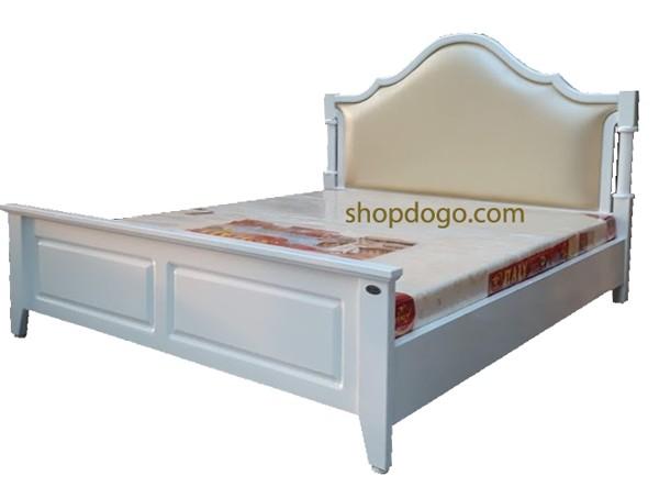 Giường ngủ gỗ giá rẻ tại tphcm