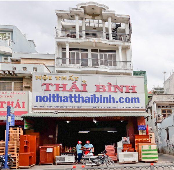 Cửa hàng Nội Thất Thái Bình