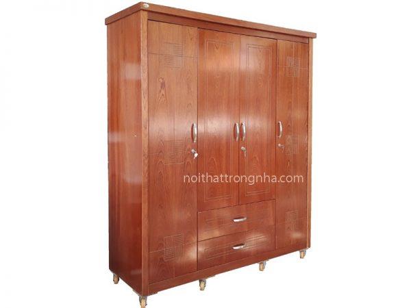 Tủ quần áo giá rẻ tại TPHCM