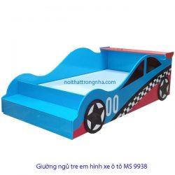Giường ngủ hình xe ôtô
