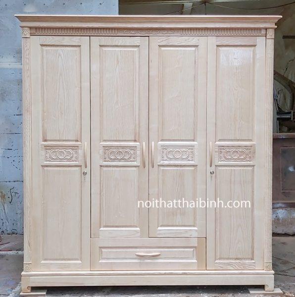 mua tủ quần áo gỗ tự nhiên