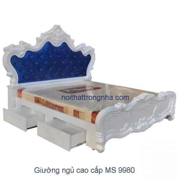 Giường ngủ hiện đại cao cấp